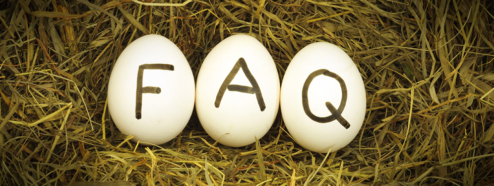 The pee wee eggs and retail suppliers have